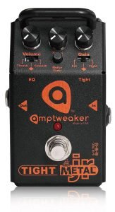 Amptweaker TightMetal JR Distortion Pedal