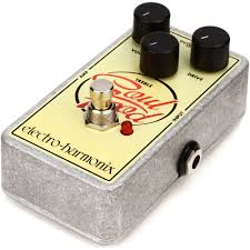 Electro-Harmonix Soulfood Distortion Fuzz Overdrive Pedal