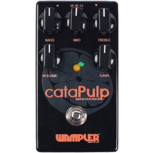 Wampler cataPulp Distortion Pedal